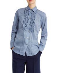 Paul & Joe - Blue Misslilas Shirt - Lyst