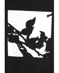 Rag & Bone - Black Liberty T-shirt for Men - Lyst