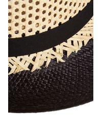 Sensi Studio - Black Dumont Calado Hat - Lyst