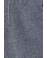 Rag & Bone - Blue Matthew Shorts for Men - Lyst