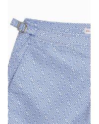 Orlebar Brown - Blue Bulldog Konig Shorts - Lyst