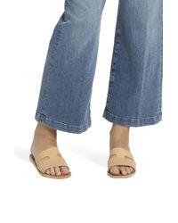 Ancient Greek Sandals - Natural Apteros Sandals - Lyst