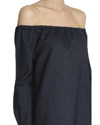 Rag & Bone - Blue Denim Dress - Lyst