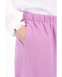 Natasha Zinko - Pink Cashmere Pyjama Trousers - Lyst