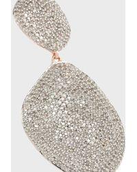 Monica Vinader - Metallic Nura Cocktail Earrings - Lyst