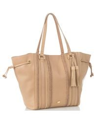 Brahmin - Natural Cheyenne Knoxville - Lyst