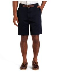 Brooks Brothers - Blue Plain-front Lightweight Advantage Shorts for Men - Lyst