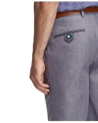 Brooks Brothers - Gray St. Andrews Links Novelty Pants for Men - Lyst