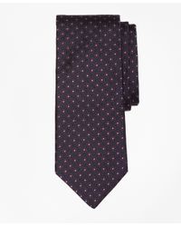 Brooks Brothers | Blue Framed Medallion Tie for Men | Lyst
