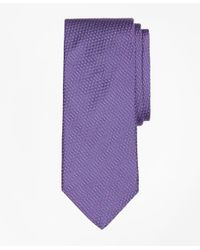 Brooks Brothers | Purple Tonal Conect Flower Tie for Men | Lyst