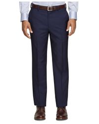Brooks Brothers - Blue Fitzgerald Fit Mohair Trousers for Men - Lyst