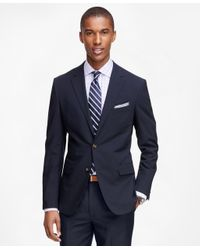 Brooks Brothers - Blue Milano Fit Brookscool® Suit for Men - Lyst