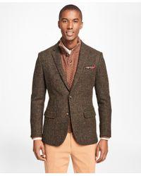 Brooks Brothers   Multicolor Milano Fit Harris Tweed Sport Coat for Men   Lyst