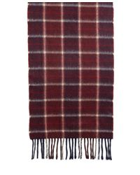Brooks Brothers - Purple Two-color Plaid Scarf for Men - Lyst