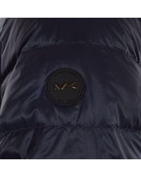 Michael Kors - Midnight Blue Winter Weight Down Jacket for Men - Lyst
