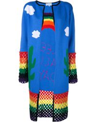 Mira Mikati - Multicolor Sleep All Day Long Cardigan - Lyst
