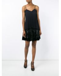 Zimmermann - Black Lotte Sunray Pleated Camisole - Lyst