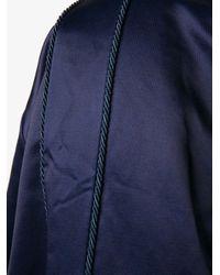 Sophnet - White Reversible Bomber Jacket for Men - Lyst