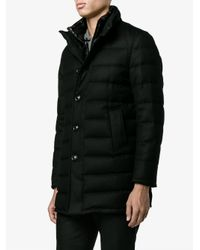 Moncler - Black Vallier Padded Jacket for Men - Lyst