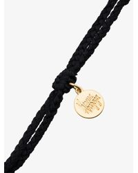 Venessa Arizaga - Black Multi Charm Necklace - Lyst