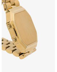 Ambush - Gray Metallic Timeless Watch Bracelet - Lyst