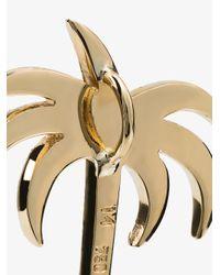 Ileana Makri - Gray Diamond Palm Pendant Necklace - Lyst