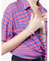 Venessa Arizaga - Multicolor F Trump Bracelet - Lyst