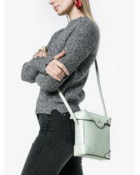 MANU Atelier - Green Mini Pristine Bag - Lyst