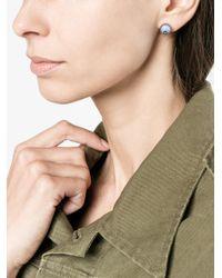 Carolina Bucci - Black Superstellar Pearl Single Stud Earring - Lyst