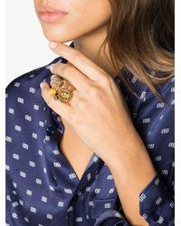 Daniela Villegas - Gray Thalasa Diamond Ring - Lyst