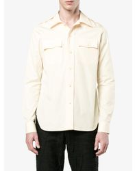 Balenciaga - Multicolor Western Shirt for Men - Lyst