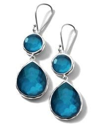 Ippolita | Metallic 'wonderland - Rainbow' Drop Earrings | Lyst