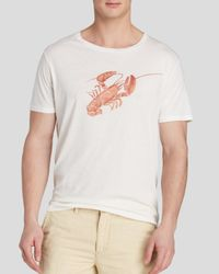 Gant Rugger - Natural Lobster Rolls Tee for Men - Lyst