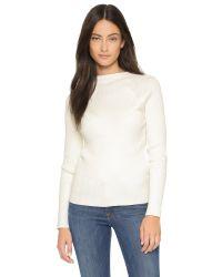 Won Hundred - White Vega Ribbed Sweater - Lyst