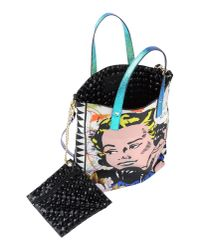 Leitmotiv - White Handbag - Lyst