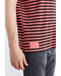 Neuw - Red Service Tee for Men - Lyst