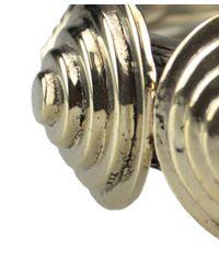 KTZ - Metallic Berbere Bangle - Lyst