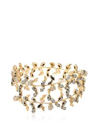 Joanna Laura Constantine | Metallic Flutter Collection Forearm Bracelet | Lyst