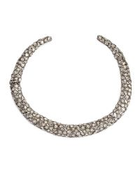 Alexis Bittar - Metallic Nova Hinged Moonlight Collar - Lyst