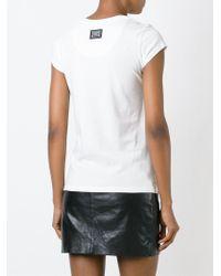 Philipp Plein | White The Princess T-shirt | Lyst