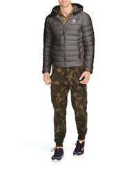 Polo Ralph Lauren   Gray Rlx Explorer Down Jacket for Men   Lyst