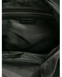 DSquared² - Black 'postman' Tote for Men - Lyst