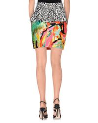 Marco Bologna - Pink Mini Skirt - Lyst