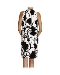 Dior - White Dress Woman - Lyst