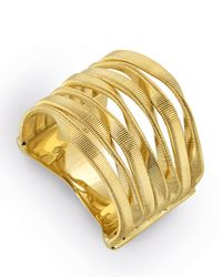 Marco Bicego | Metallic Marrakech Supreme 18k Seven-strand Ring | Lyst