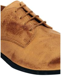 Rokin | Brown Ryder Derby Shoes for Men | Lyst