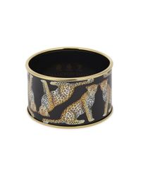 Halcyon Days | Multicolor Magnificent Wildlife Enamel Cuff | Lyst