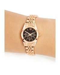 Forever 21 - Metallic Chronograph Bracelet Watch - Lyst