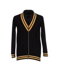 Replay   Black Sweatshirt for Men   Lyst
