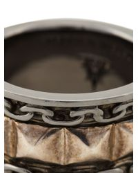 Stephen Webster | Black Shank Ring for Men | Lyst